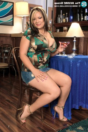 Aya incall nuru massage Easley